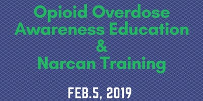 Opioid Overdose Awareness Education & Narcan Training