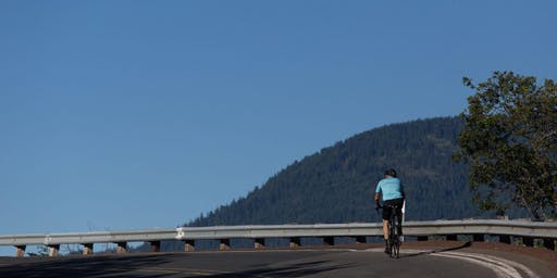 UP & DOWN: Ride the Cascade Siskiyou Scenic Bikeway