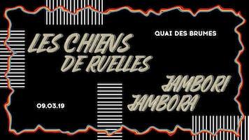Les Chiens de Ruelles & Jambori Jambora!