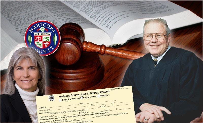 Judge Tolby Send-off, Pro-Tem & Volunteer Appreciation