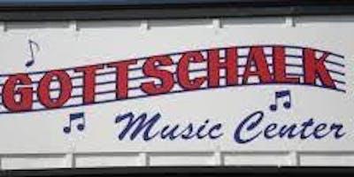 Gottschalk Music Center's Free Restring/Recycling Event