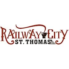 Railway City Tourism logo