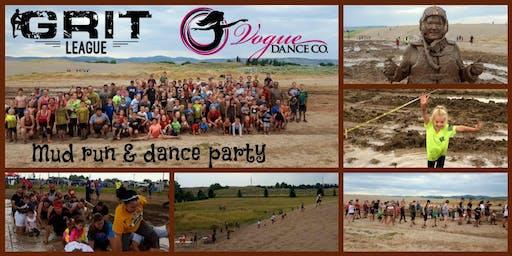 Mud Run & Dance Party