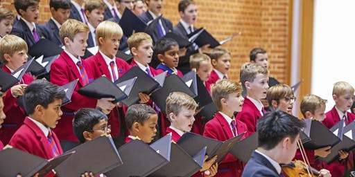 The Choir of Kings College School Wimbledon