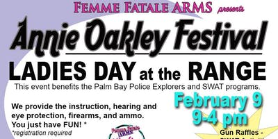 ANNIE OAKLEY FESTIVAL - Ladies Day at the Range