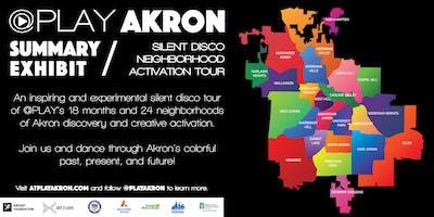 @PLAY // Silent Disco - Neighborhood Activation Tour