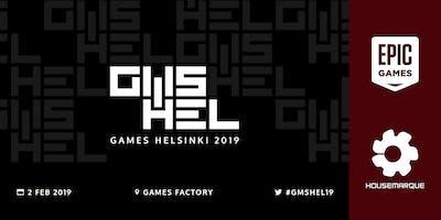 Games Helsinki 2019