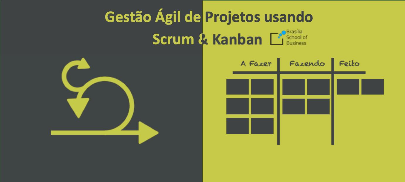 Gestão Ágil de Projetos usando Scrum e Kanban