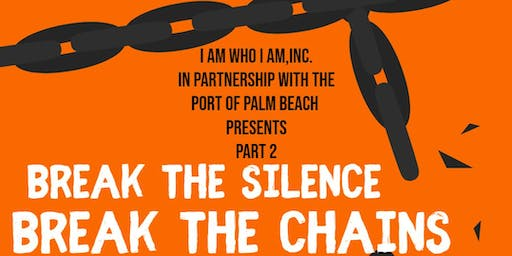 BREAKING THE CHAINS OF HUMAN TRAFFICKING (SESSION 2)