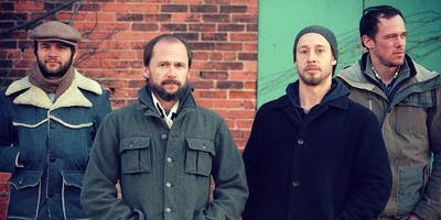 LowellArts House Concerts - Fauxgrass