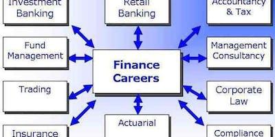 大华府沙龙:金融领域职场交流会!Financial careers and more!
