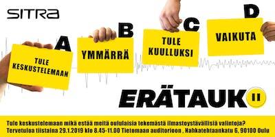 Sitran Erätauko-dialogi Tietomaassa