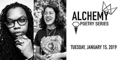 Alchemy Poetry Series featuring Jessica Ry'cheal & Azura Tyabji