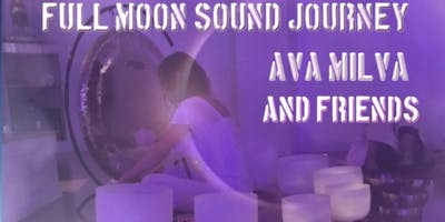 Full Moon Sound Healing Journey