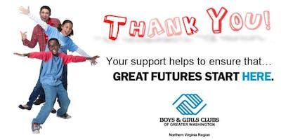 BGCGW VA Donor & Volunteer Recognition Reception