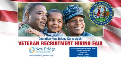 Veteran Recruitment Hiring Fair