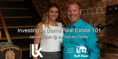 Investing in Barrie Real Estate 101