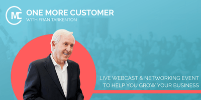 "Free Coaching session ""One More Customer"" with Networking"