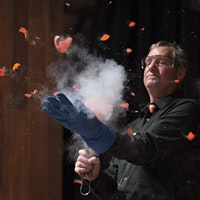 Mr. Freeze Cryogenic Demonstration