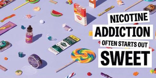 针对青少年的烟草:薄荷醇和香精