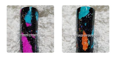 Ink Galaxy Tumbler Art