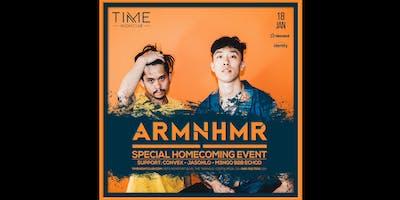ARMNHMR Free Guestlist B4 10pm DHOR @ TIME Nightclub