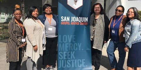 San Joaquin Gospel Justice Center tickets