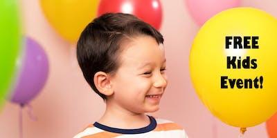 FREE Kid Fun Day