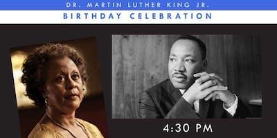 Dr. Martin Luther King Jr. 90th Birthday Celebration