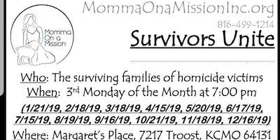 Survivors Unite - Monthly Group Meetings