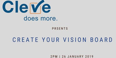 CleveDoesMore presents Create your Vision Board