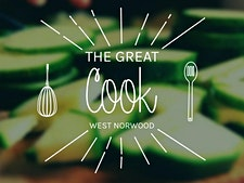 The Great Cook logo