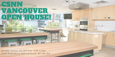 CSNN Vancouver - January Open House
