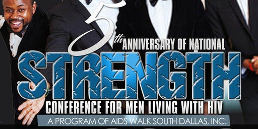 5TH NATIONAL STRENGTH CONFERENCE FOR MEN LIVING WITH HIV