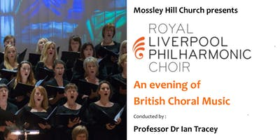 An Evening of British Choral Music