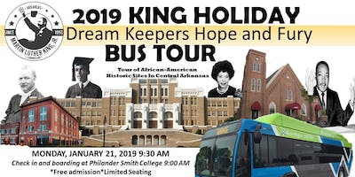 2019 Hope and Fury Bus Tour