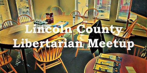 Lincoln County Libertarian Meetup