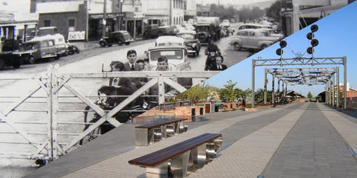 From bulrushes to boom town bus tour - Tuesday, October 8