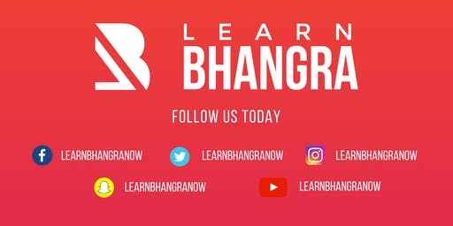 Bhangra Dance Workshop at Empower Dance Studio - Tuesday at 7:30 PM