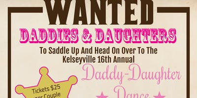 Kelseyville Father Daughter Dance