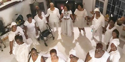 Sacred Woman Sista Circle: Spa Edition