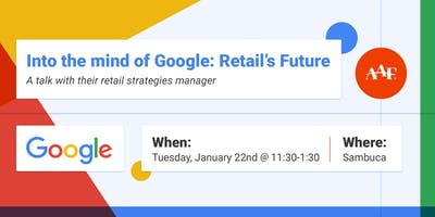 Into the mind of Google: Retail's Future