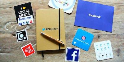 """Minicurso """"Decola: Facebook"""""""