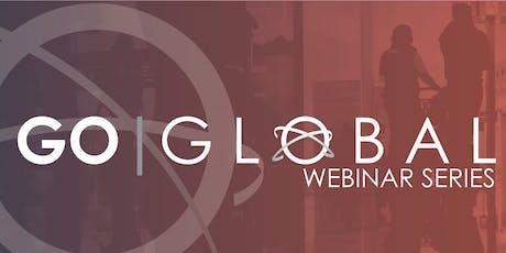 Go Global Webinar: Export Financing tickets