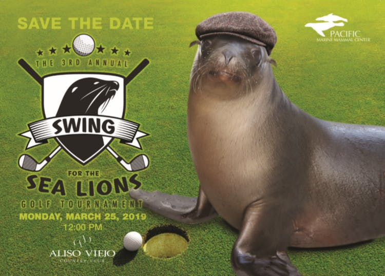 Swing for the Sea Lions Golf Tournament
