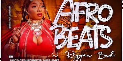 AFROBEAT N REGGAE - MLK BASH