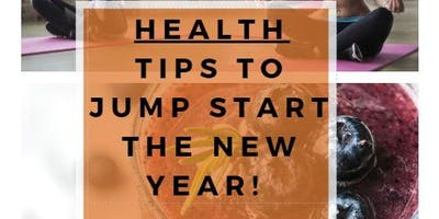 HEALTH: Tips to Jump Start the New Year!