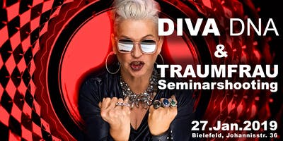 DIVA DNA & TRAUMFRAU Seminarshooting
