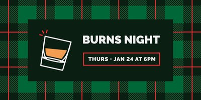 BURNS NIGHT AT BREWHALL