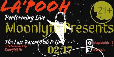 LA'POOH PERFORMING LIVE AT THE LAST RESORT PUB & GRILL AGES 21+